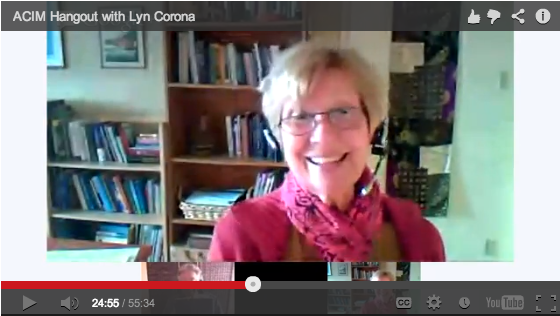 Lyn Corona: Interview Conversation-screensnap