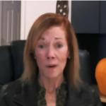 Susan Dugan and Pumpkin