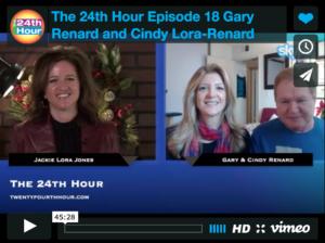 24th Hour- Episode 18 with Gary Renard, Cindy Lora-Renard