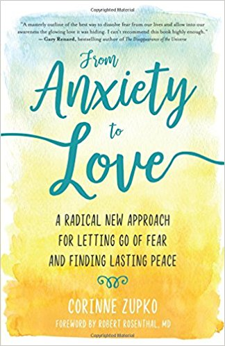 From Anxiety To Love - book cover